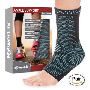PowerLix Ankle Brace Compression