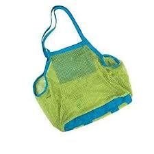 Beach Mesh Tote Bag